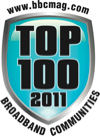 A Broadband Properties top 100 company for 2011